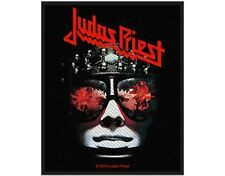 JUDAS PRIEST hell bent for leather 2014  WOVEN SEW ON PATCH official merchandise
