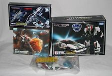 transformers masterpiece MP-20 wheeljack MISB with add on