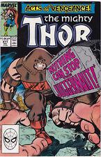 Thor #411 vf/nm