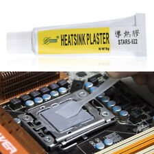 Heat Sink Paste Silicone Thermal Conductive Compound Curing Sticky Adhesive Glue