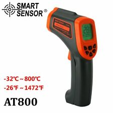 Digital Infrared Thermometer -32~800 C Non-Contact IR Temperature Gun Pyrometer