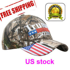 Donald Trump 2020 Camo Embroidered Baseball Hat Keep Make America Great Cap b5