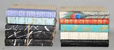 A GROUP OF 10 BOOKS WITH EACH ITEM BEING MADE FROM SALVAGED PULP AND... Lot 1332