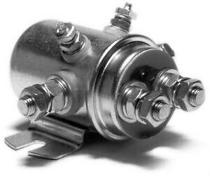 Solenoid for Winch 6 Post Continuous Duty