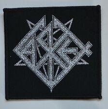 CASKET - Silver Logo - 7,9 cm x 8,4 cm - Patch - 165865