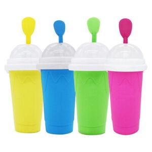 Slushy Maker Cup Freeze Smoothie Maker Quick Frozen Portable Slush Cup