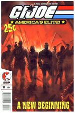 GI JOE G.I.JOE: AMERICA'S ELITE #0 - Very Fine to Near Mint - Comic Book NM