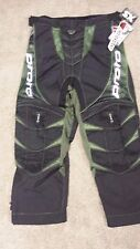 BRAND NEW PROTO PAINTBALL PANTS MEN'S XSMALL OLV/Black