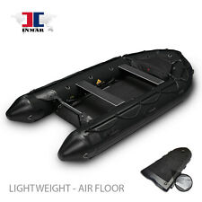 "12' 6"" - 380-MIL-L INMAR Military Inflatable Boat Dive / Fish / Scuba Alum floor"