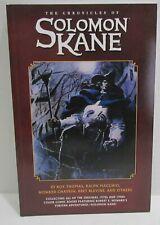 The Chronicles of Solomon Kane (Dark Horse) Graphic Novel, Howard Chaykin
