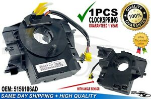 5156106AD Steering Wheel ClockSpring AirBag Spiral Cable 07-18 Jeep W SENSOR 🔥