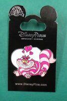 Disney Trading Pin DLP - Alice in Wonderland - Cheshire Cat Heart OE