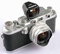 Voigtlander USA SUPER WIDE HELIAR 15mm F4.5 Silver Leica Screw Mount Viewfinder