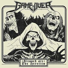 GAME OVER - Blessed are the Heretics / New Digi CD 2017 / Thrash Metal / Italy