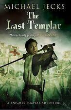 The Last Templar (Knights Templar Mysteries 01)-ExLibrary