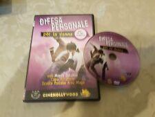 DIFESA PERSONALE ** per la Donna ** il DVD ( ottimo e raro )
