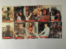"Strictly Ink - Doctor Who  ""40th ANNIVERSARY"" L/E UK 10 Trading Cards promo set"