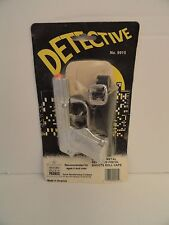Vintage PARRIS DETECTIVE Die Cast Repeater Cap Gun USA Made