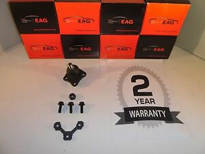 2 x Seat Cordoba Ibiza Front Lower Wishbone Ball Joint Side 2002 to 2009 PAIR