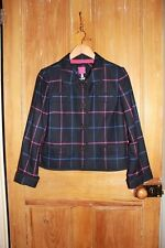 Joules Button Checked Coats & Jackets for Women