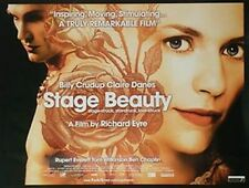 Stage Beauty (Double Sided) Original Movie Poster