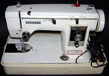 "Vintage Janome ""New Home"" Sewing Machine Model 535 Heavy Duty"