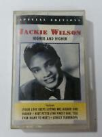 JACKIE WILSON Higher And Higher R471850 Cassette Tape