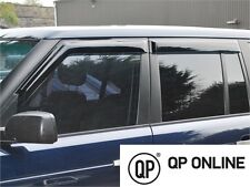 Range Rover L322 Nuevo Frontal Y Trasera Viento desviadores De 4 Piezas Kit da6075