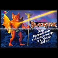 BLACKSTAR Orli Jouet (Galoob) Figurines 1985 - Pub Publicité Advert Ad #B422-AB