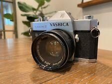 Vtg Yashica - Tl-ElectroX - 35mm Slr Film Camera & Accessories