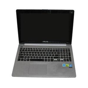 "ASUS S551L 15.6"" Laptop Intel i7-4500U CPU 8G RAM 750G HDD TouchScreen Win10"