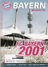 Bayern Magazin 9/52 , Bayern München - Hamburger SV , 13.12.2000