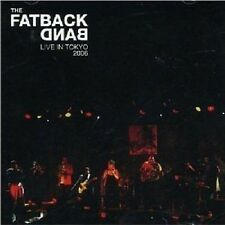 The Fatback Band Live In Tokyo 2006 CD NEW SEALED Soul