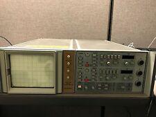 Wiltron Model 560A Scalar Network Analyzer (Lot of 2)