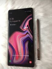 Samsung Galaxy NOTE 9 128GB SM-N960U (GSM Unlocked) AT&T T-Mobile Metro USA