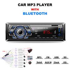 Multimedia Car MP3/BLUETOOTH/FM Player LED Screen Auto Radio Tuner Plug-in Card