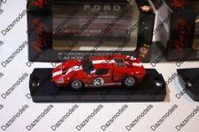Bang Ford Mk2 Le Mans 1966 Red 7082 1:43