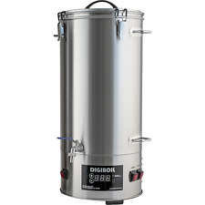 DigiBoil Electric Kettle - 35L/9.25G (110v)- Beer Brewing, Distilling All In One