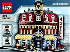 LEGO 10182 CAFE' CORNER USATO COME NUOVO SPECIALE COLLEZIONISTI MODULAR BUILDIN*