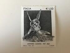 FRANCOBOLLO ITALIA 2007 - ANTONIO CANOVA - € 1,50 - MNH FIOR DI STAMPA