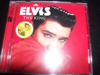 ELVIS PRESLEY The King Very Best Of Greatest Hits (Gold Series) 2 CD – New