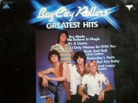 Bay City Rollers Greatest hits (1977) [LP]
