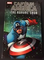 CAPTAIN AMERICA AND THE KORVAC SAGA - Marvel Comics (2011, Paperback / TPB)