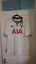 Tottenham Hotspur Spurs jugador tema Europa Liga 2013/2014 Camiseta Jersey-XXL