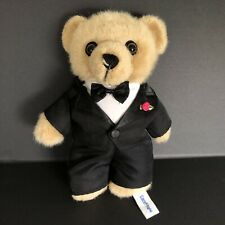 "Careflight Bear - ""Bruce"" - Boy Groom Bear"