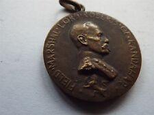 Bore War 1900 Field Marshal Lord Roberts Kandahar Rifle Clubs Medal/ Fob (rf11E)