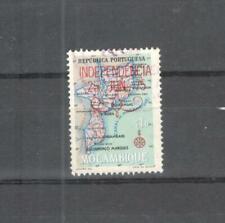 N°442 - MOZAMBICO 1954 - MAZZETTA DI 5 CARTA- VEDI FOTO