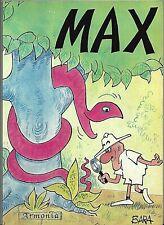 BARA - MAX L'EXPLORATEUR 2 (RARE EO EDITIONS ARMONIA) TRES BON ETAT