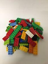 Lego Duplo 6 extra lange Bausteine 2x8 Noppen Steine 16er Basissteine #514