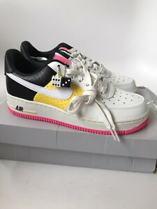 Women's Nike Air Force 1 '07 SE Moto Sneakers (Size 8.5) AT2583-100